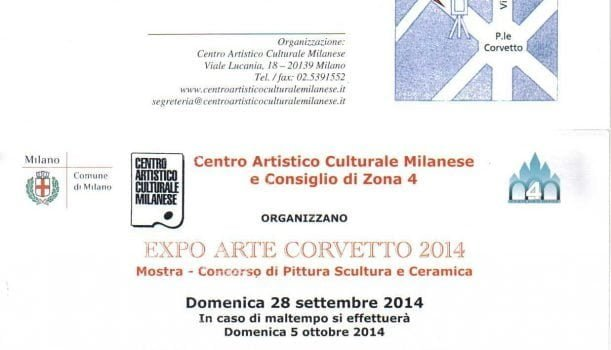 Expo Arte Corvetto 2014
