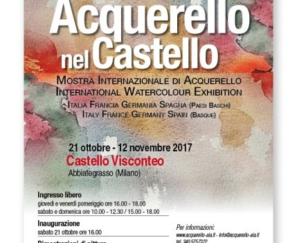 Exhibition near Milan