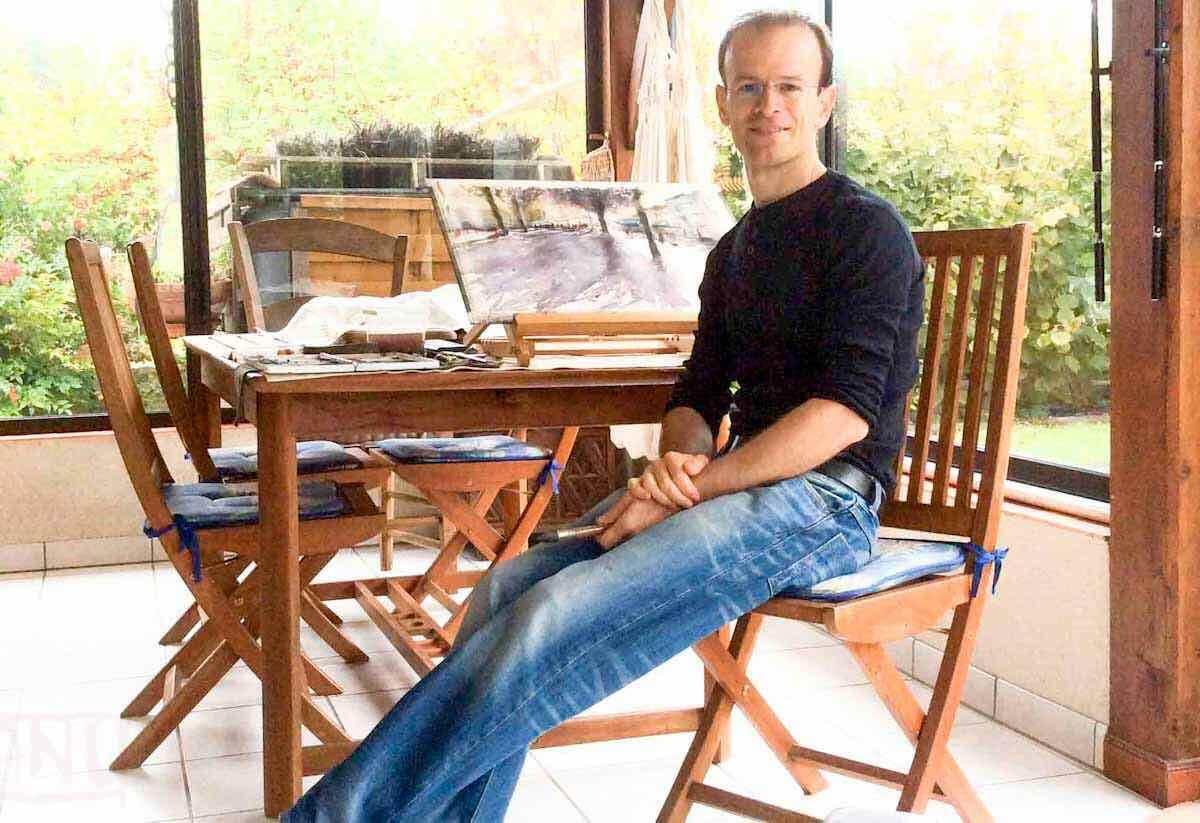 Emmanuele Cammarano Aquarelliste et tuteur - tutoriel démo